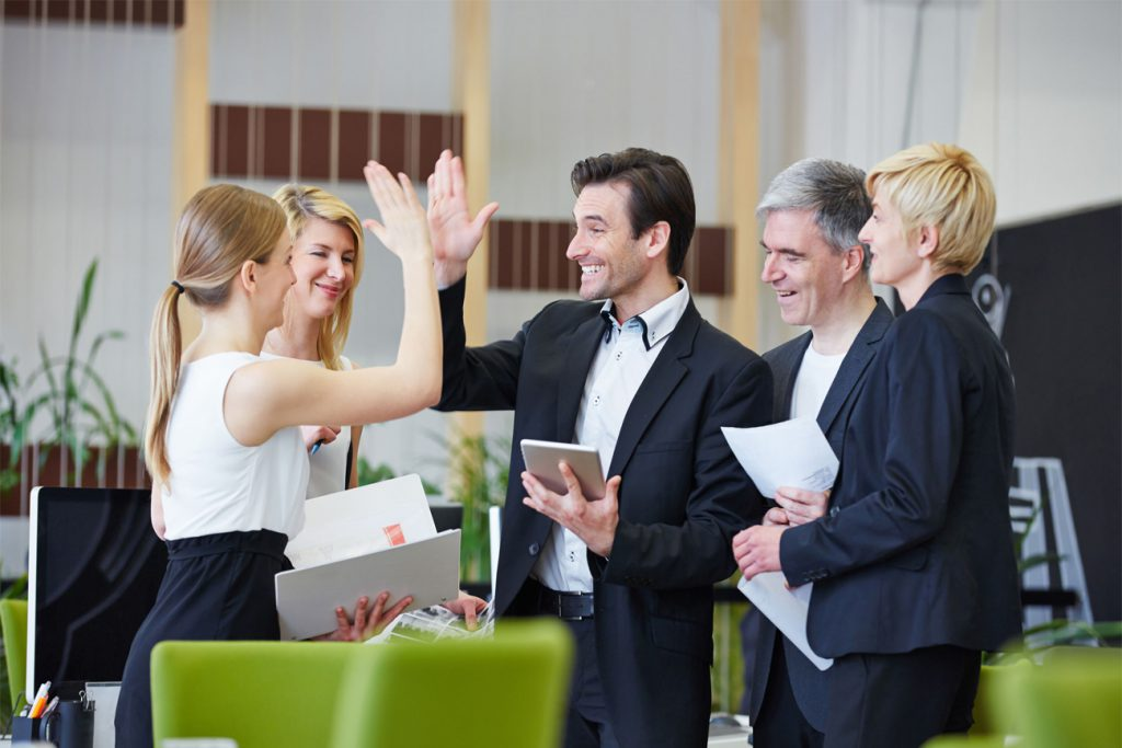 Why and how do we reward great performance of our employees